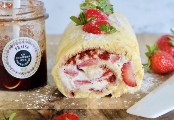 STRAWBERRY JAM WRAP